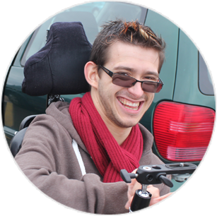 Nath Fernandes - Director of VEUcan - Disability Consultancy